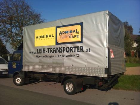 Miettransporter Graz günstig